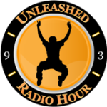 UnleashedRadioHour-Clock Logo-FB Profile